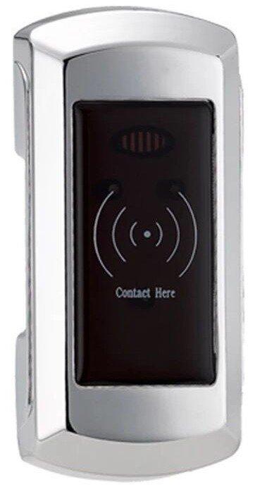 Электронный RFID замок формата Em Marine EM108 для гардеробного шкафчика в раздевалку