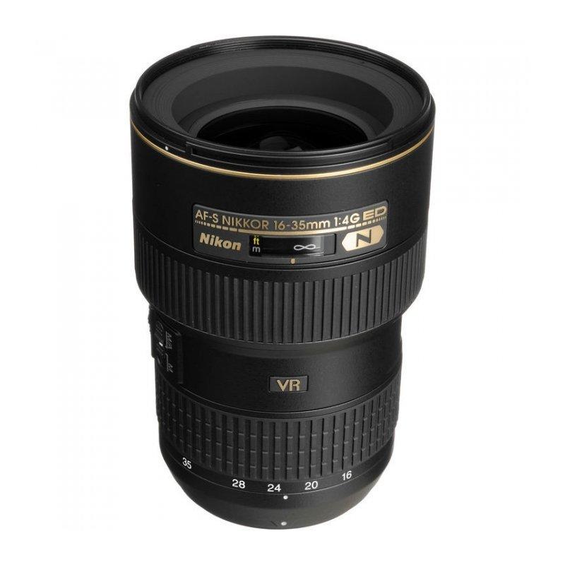 Объектив Nikon 16-35mm f/4G ED VR AF-S Nikkor