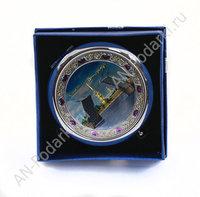 Зеркальце в коробке с Видами Санкт-Петербурга