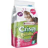 Корм для грызунов VERSELE-LAGA Crispy Pellets Chinchillas & Degus для шиншилл и дегу гранулир. 1кг
