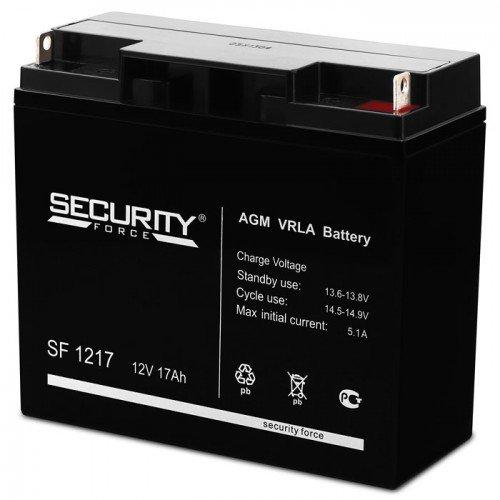Аккумуляторная батарея АКБ-17