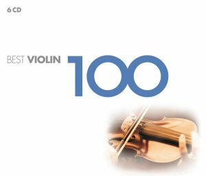 "Various Artists ""100 Best Violin"""