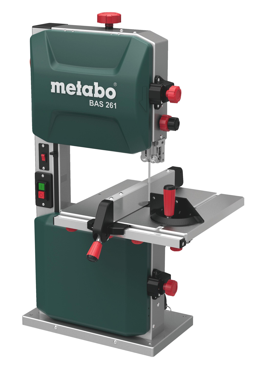 Пила ленточная Metabo Bas 261 precision (619008000)