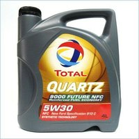 Total Масло моторное синтетическое 4л - quartz 9000 future nfc 5w30 a5/b5, a1/b1, sl/cf, ford wss-m2c-913-c (ford wss-m2c-913-b), отвечает техническим требованиям volvo