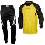 Вратарская форма SELLS Reflex (штаны+свитер)(желтый)