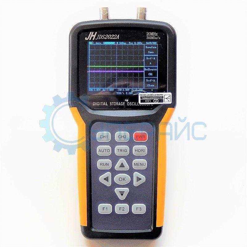Цифровой портативный осциллограф JINHAN JDS2022A (2 канала, 20 МГц)