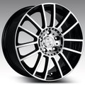 Колесные диски Racing Wheels H-408 6,5\R15 5*114,3 ET40 d67,1 BK F/P [85878371767] - фото 1