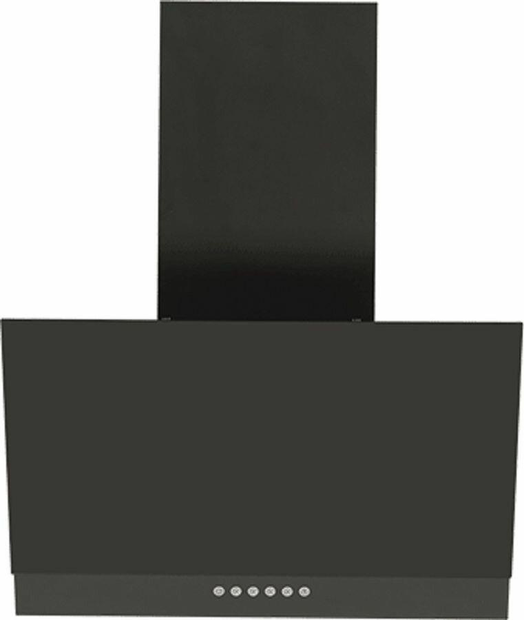 Вытяжка Elikor Рубин S4 60П-700-Э4Д anthracite / black glass
