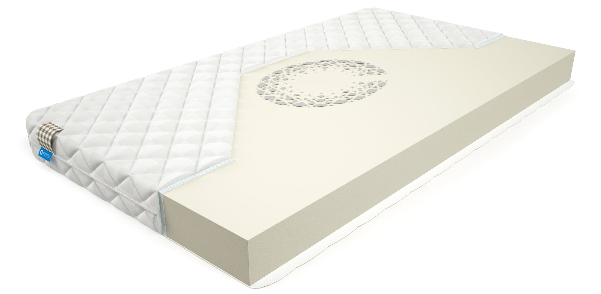 Матрас Mr.Mattress BioCrystal Compact L 90x190