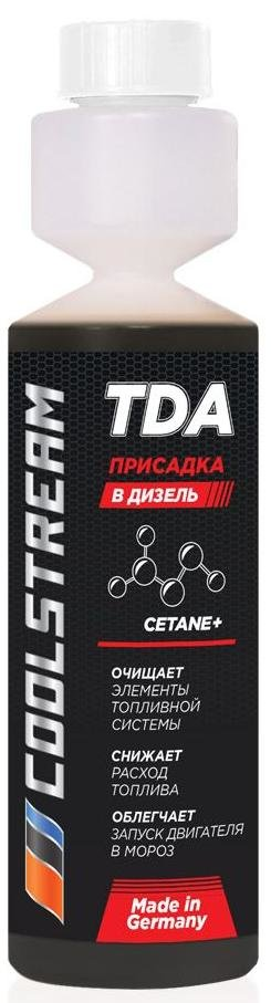 Присадка COOLSTREAM TDA 0,25л