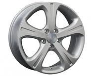 Колесные диски Replica Honda H15 6,5х17 5/114,3 ET50 64,1 белый - фото 1