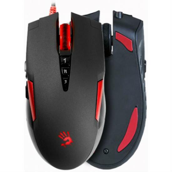 Мышь A4Tech Bloody V2 game mouse Black USB