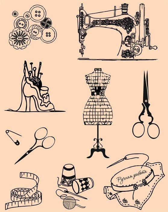 Картинки для надписей с рукоделием