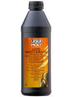 1542 liquimoly автошампунь с воском auto-wasch & wachs (1л) Liqui moly арт. 1542