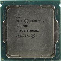 Процессор INTEL Core i7-8700 Processor