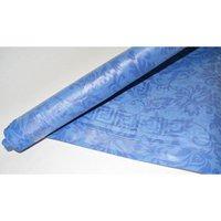 Скатерть Vitto Prestige в рулоне бумажная синяя 120x700 см