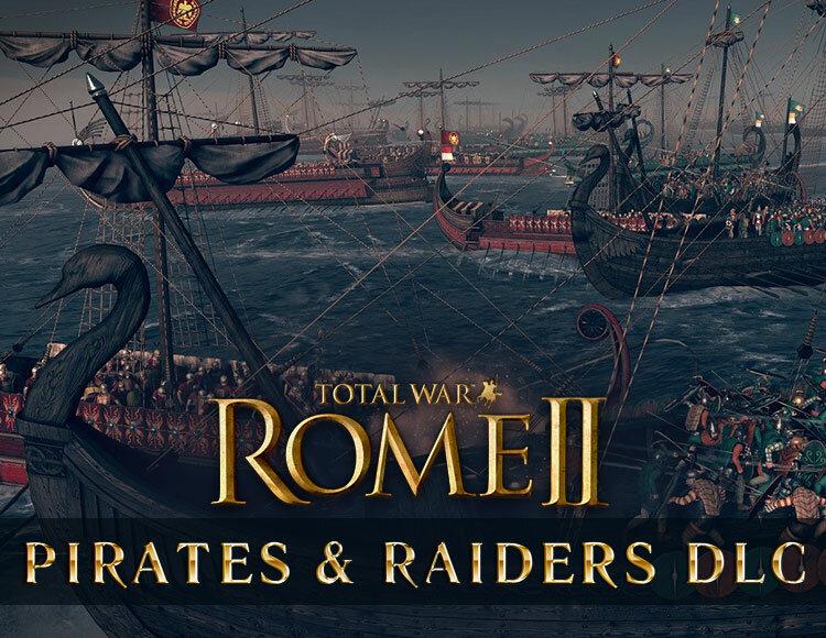 Sega Total War : Rome II : Pirates & Raiders DLC (SEGA_2561)