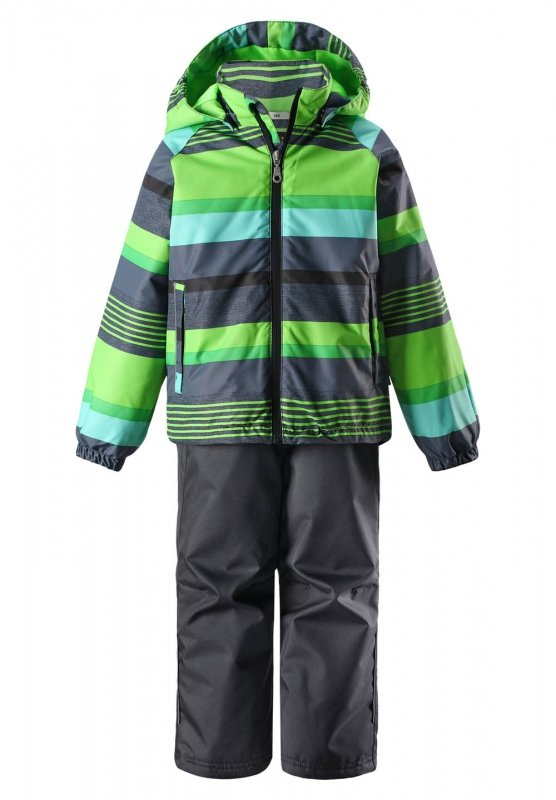 Комплект куртка/брюки Lassie by Reima цвет: зеленый