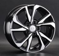 Диск LS Wheels 920 7,5x17 5/114,3 ET45 D73,1 BKF - фото 1