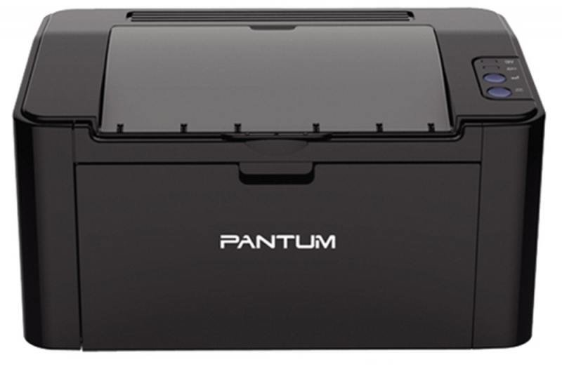 Принтер Pantum P2207 лазерный Настольный офисный / черно-белый / 20 стр/м / 1200x1200 dpi / A4