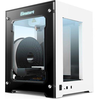 3D принтер SHINING 3D Einstart-S чёрный