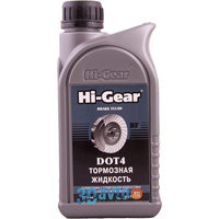 Тормозная жидкость DOT4 HI-GEAR 473мл