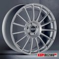 Диск OZ Racing Superturismo LM 7.5x17 5/120 D79 ET47Silver Black - фото 1