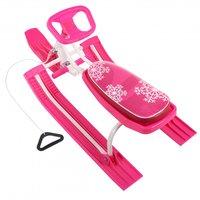 Снегокат SWEET BABY Snow Rider 2, Pink (розовый)