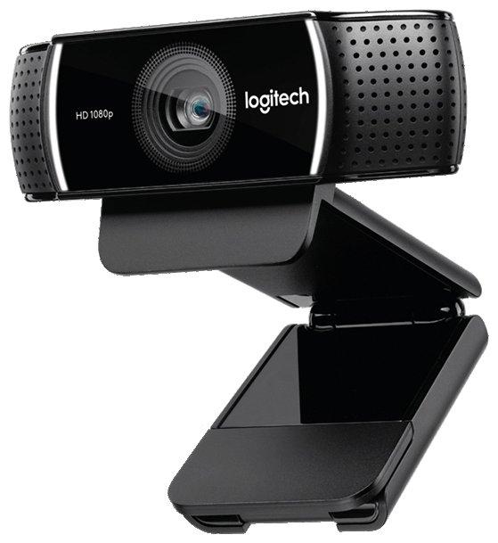 Веб-камера LOGITECH Pro Stream Webcam C922 FHD (960-001088)