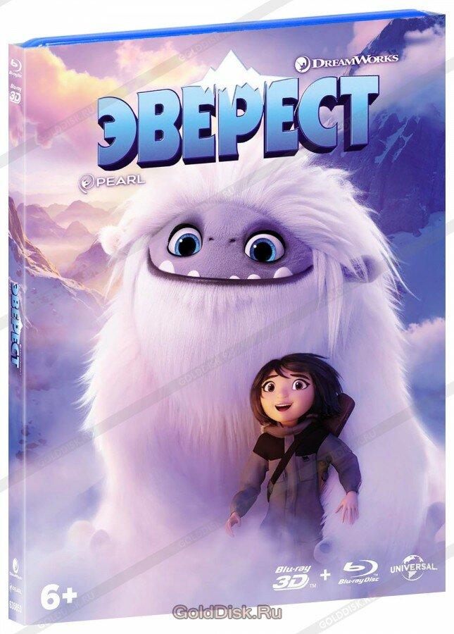 Эверест (3D+2D) (Real 3D Blu-Ray + Blu-Ray)