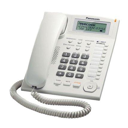 Проводной телефон PANASONIC KX-TS2388 RUW