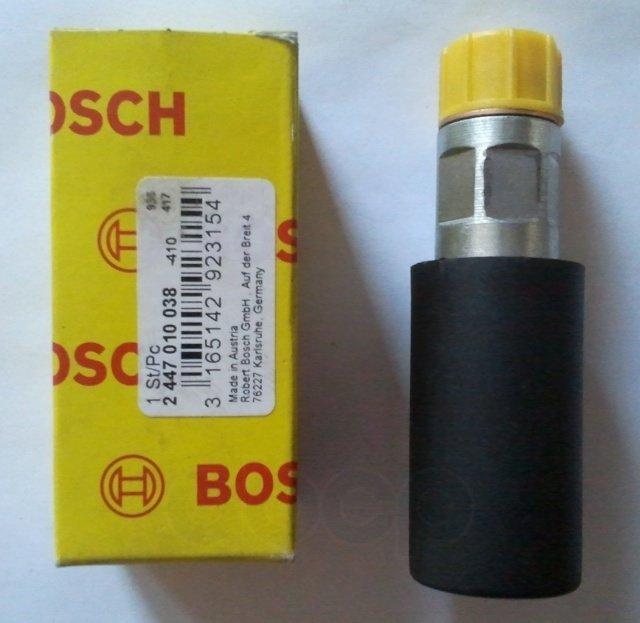 Насос ручной подкачки Bosch арт. 2447010038