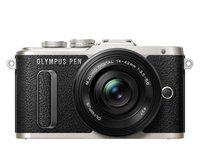 Фотоаппарат Olympus PEN E-PL8 Pancake Kit с 14-42 EZ черный (V205082BE000)