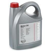 Моторное масло NISSAN 5W-40 5 л