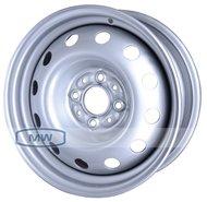 Диск MAGNETTO WHEELS 14003 S AM 5.5x14/4x98 D58.5 ET35 Silver - фото 1
