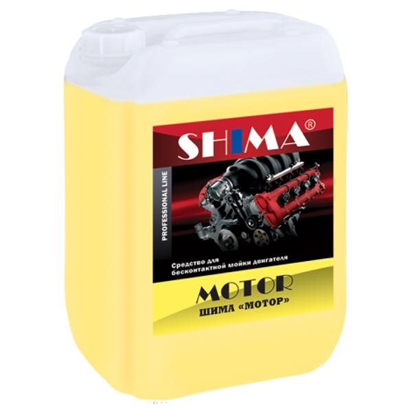 Очиститель двигателя Motor, Мотор, 1 л, Shima