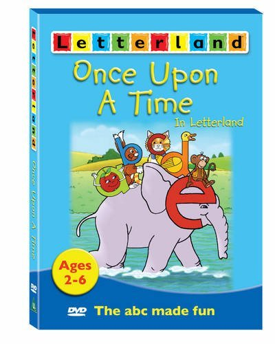 Once Upon Time DVD/CD-ROM