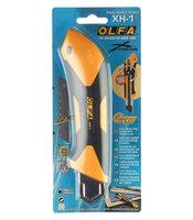 Нож с ломающимся лезвием Olfa Профи 25 мм стальной корпус