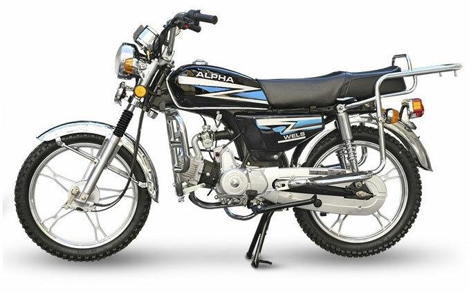 Мотоцикл GX Moto Win 110