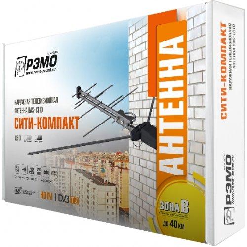 Наружная антенна Рэмо Сити-Компакт
