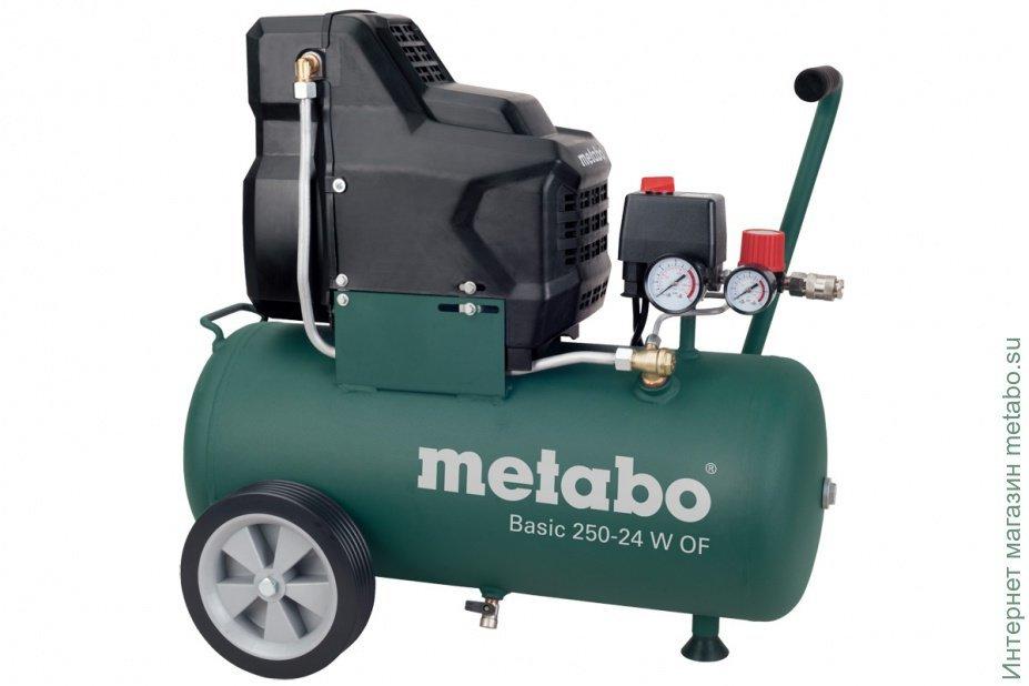 Компрессор Metabo Basic 250-24 OF