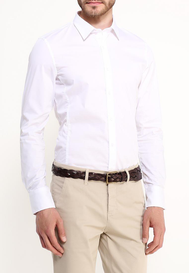 397340d914eccd9 Белые рубашки для мужчин - купить в Москве по выгодной цене