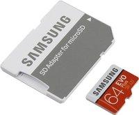 SD карта Samsung EVO Plus MB-MC64GA