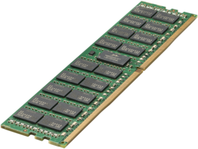 HP HPE 16GB (1x16GB) 2Rx8 PC4-2666V-R DDR4 Registered Memory Kit for Gen10 (835955-B21)