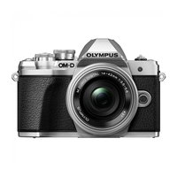 Цифровая фотокамера Olympus OM-D E-M10 Mark III Kit (EZ-M1442) Silver