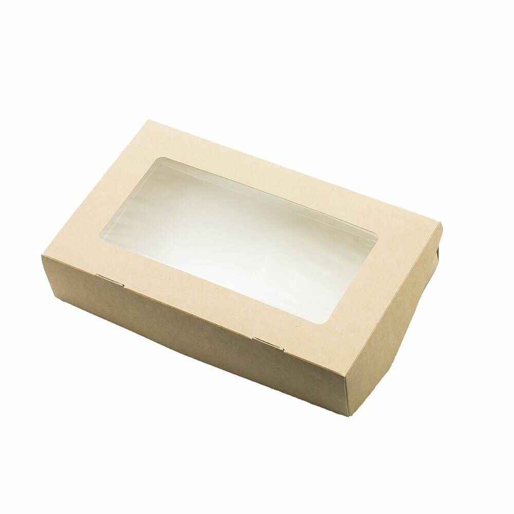 Коробка с окошком, 200х120х40мм