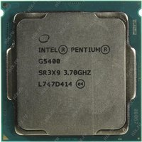 Процессор INTEL Pentium Gold Processor Series Pentium Gold G5400 Processor