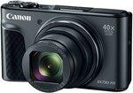 Цифровая фотокамера Canon PowerShot SX730 HS (Black)