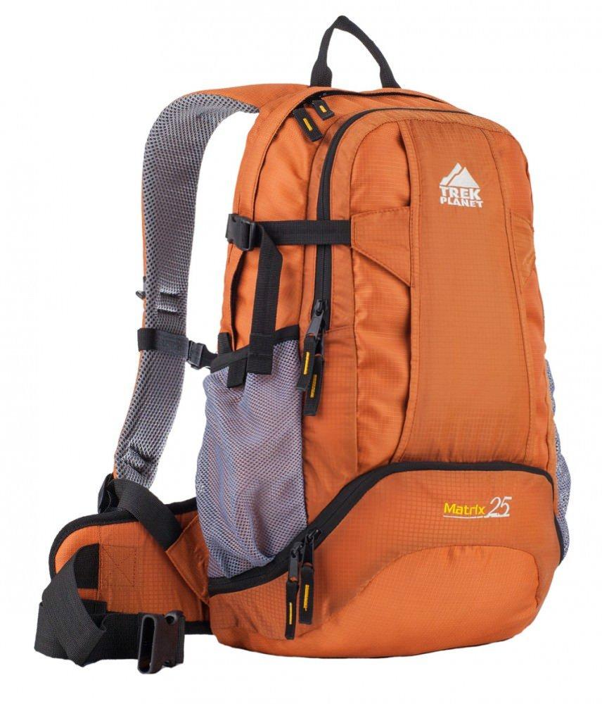 Спортивный походный рюкзак TREK PLANET Matrix 25 Orange