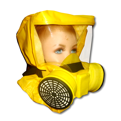 Шанс Самоспасатель универсальный фильтрующий малогабаритный «Шанс» Е - (детская модель/для детей/изолирующий/защитный/гдзк)